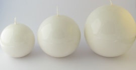 Round candles small